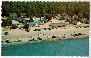 McGaw's Bungalow Court & Motel, Wasaga Beach Ont