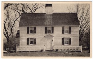Guilford, Conn, Griswold House, about 1750, The American Scene