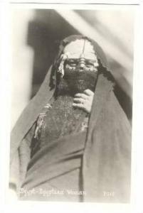 RP; Egypt - A Nativewoman , 20-40s