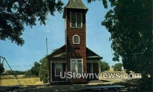 Old Red School House - Ballard, CA