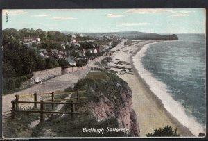 Devon Postcard - Budleigh Salterton    RT1564