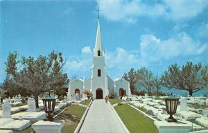 St. James Church Sandys Parish Bermuda Unused
