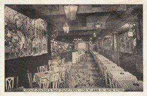 NEW YORK CITY , 1930s ; Jimmie Dwyer's Saw Dust Trail