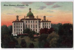 Blind Institute, Louisville, KY