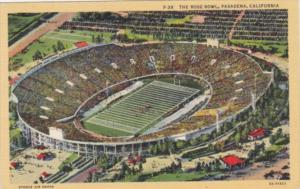 California Pasadena The Rose Bowl 1946 Curteich