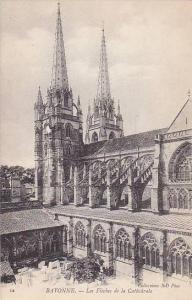 Les Fleches De La Cathedrale, Bayonne (Pyrénées-Atlantiques), France, 00-10s