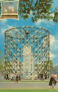 NY - New York World's Fair, 1964-65, The Astral Fountain