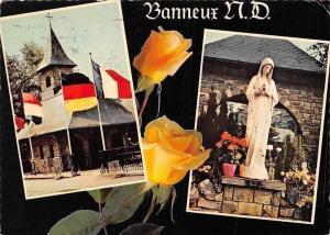 Belgium Banneux Notre Dame Statue Eglise Church
