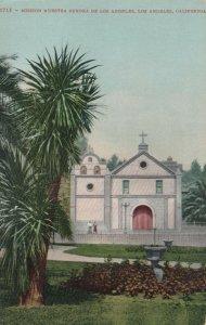 LOS ANGELES, California, 00-10s ; Mission Nuestra Senora De Los Angeles