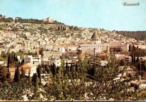 Israel Nazareth General View