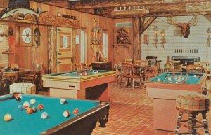 BATESVILLE , Indiana , 1950-60s ; Jawacdah Farms, Pool Tables