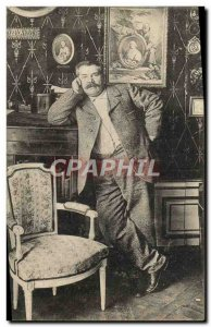 Old Postcard Politician