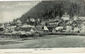 KETCHIKAN , Alaska , 00-10s ; Waterfront