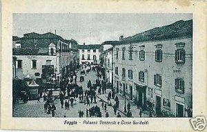 FG002 CARTOLINA d'Epoca: FOGGIA Città - BELLA!