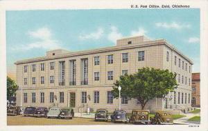 U.S. Post Office, Enid, Oklahoma, 10-20s
