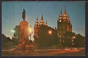 Pioneer Monument,Mormon Temple,Salt Lake City,UT