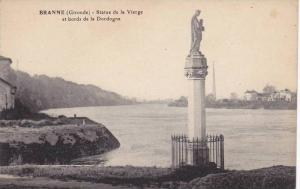 BRANNE (Gironde), France, Statue de la Vierge , 00-10s