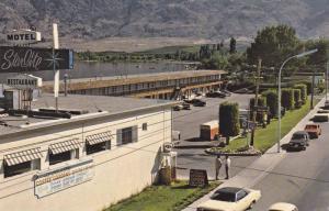 Starlite Motor Inn, Restaurant, Osoyoos, British Columbia, Canada, 40-60s