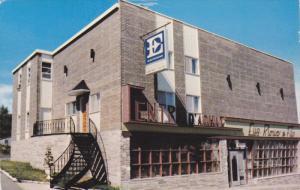 Entree D'Achat , Eug. Rioux & Fils Ltee , BIC , Cte Rimouski , Quebec, Canada...