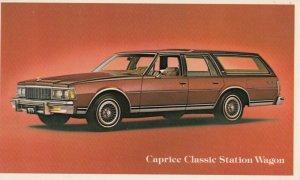 1978 Caprice Classic Station Wagon