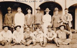RP: PANAMA, 00-10s; U.S.Army ; Medical corps at Fatigue