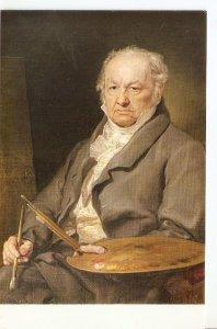Postal 048276 : Museo del Prado. El Pintor Francisco Goya