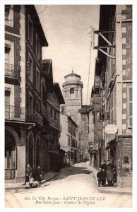 19188   Saint -Jean  La Cote Basque  rue Saint-Jean