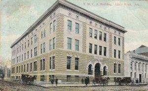 LITTLE ROCK , Arkansas , 1913 ; Y.M.C.A.
