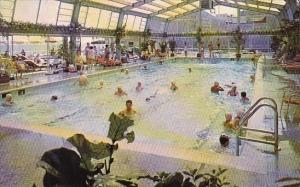 Chalfonte Haddon Hall's Year Round All Weather Salt Water Pool Atlantic City ...