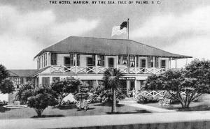 SC - Isle of Palms. Hotel Marion By The Sea