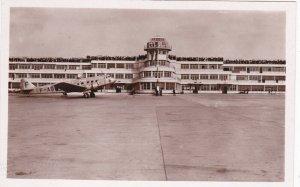 RP: Air France Prop Airplane , Port Aerien du Bourget-Dugny, France , 1920-30s