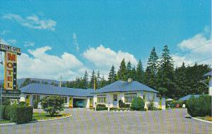 Canada Lions Gate Tourist Court West Vancouver British Columbia