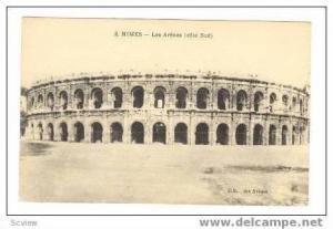 Nîmes, France, 00-10s Les Arenes