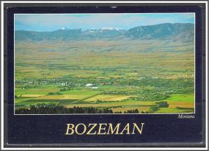 Montana Bozeman Aerial View - [MT-014X]