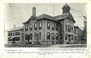 High School Deposit NY 1906