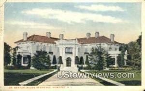 Dr. Barton Jacobs Residence -ri_qq_1617