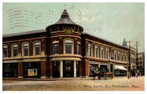 Massachusetts   Framingham   Irving Square