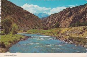 Colorado The Arkansas River