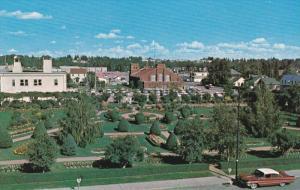 RED DEER , Alberta, Canada, 50-60s ; Memorial Park