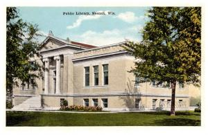 Wisconsin  Neenah , Public Library