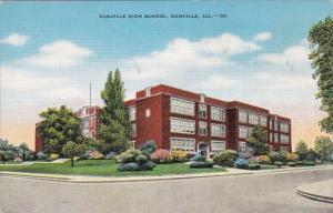 Illinois Danville High School
