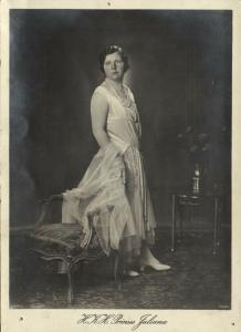 Dutch Princess (later Queen) Juliana (1930s)