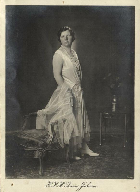 Dutch Princess (later Queen) Juliana (1930s)
