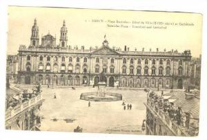 Nancy (Meurthe-et-Moselle), France, 1900-1910s: Place Stanislas