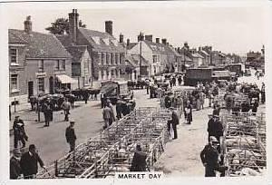 Pattreiouex Vintage Cigarette Card Our Countryside 1938 No 6 Market Day