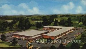 Holiday Inn, Roanoke, Virginia, USA Motel Hotel Postcard Postcards  Holiday I...