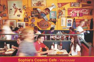 Canada Sophie's Cosmic Cafe Vancouver British Columbia