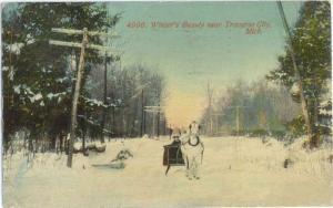 D/B Winter's Beauty near Traverse City Michigan MI 1918