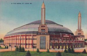 Missouri Saint Louis The Arena