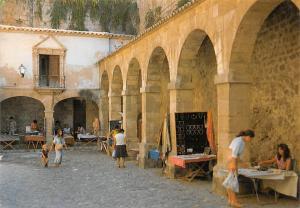 Spain Ibiza (Baleares) Ibiza ciudad, Mercadillo Hippy